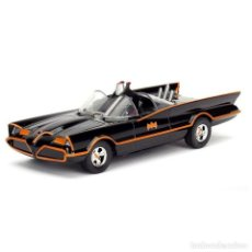 Carros em escala: BATMAN BATMOBILE TV SERIES 1:32 COCHE JADA DIECAST. Lote 209417795