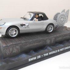 Coches a escala: COCHE BMW Z8 JAMES BOND 1/43 1:43 CAR ALFREEDOM MINIATURE MODEL. Lote 213886786