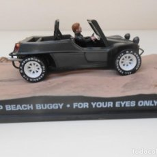 Coches a escala: COCHE GP BEACH BUGGY JAMES BOND 1/43 1:43 CAR ALFREEDOM MINIATURE MODEL. Lote 213887016