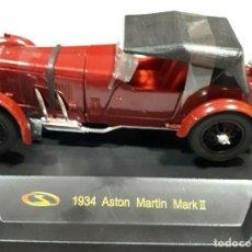 Coches a escala: ASTON MARTIN MARK II 1934 1:32 NUEVO. Lote 214039008