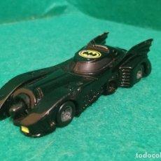 Coches a escala: BATMOBILE BATMOBIL BATMAN BAT MAN COCHE ERTL 1989. Lote 214524295