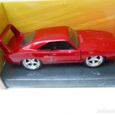 Coches a escala: 1:32 COCHE FAST & FURIOUS DOM DODGE CHARGER DAYTONA CAR 1/32 ALFREEDOM. Lote 248664890