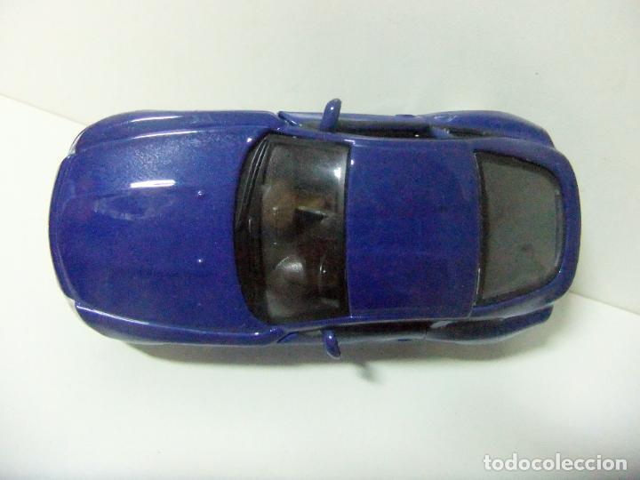Coches a escala: BMW Z4 M COUPÉ - BURAGO BBURAGO 11635 ESCALA 1:32 - COCHE DEPORTIVO AZUL JUGUETE MINIATURA - Foto 7 - 219911155