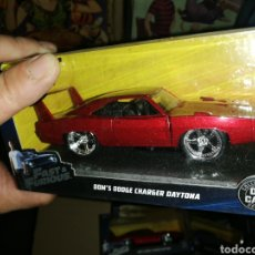 Coches a escala: FAST AND FURIOUS DOM'S DODGE CHALLENGER DAYTONA, DIE CAST. Lote 221683990