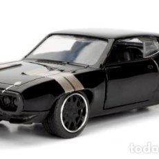 Coches a escala: COCHE PLYMOUTH GTX / FAST AND FURIOUS (ESCALA 1:32) - CINE, TV, FAST&FURIOUS, DOM´S. Lote 277629438