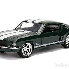 Coches a escala: COCHE FORD MUSTANG - SEAN / FAST AND FURIOUS (ESCALA 1:32) - CINE, TV, FAST&FURIOUS, CLÁSICO. Lote 221903033