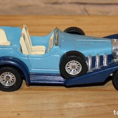 Coches a escala: MAJORETTE - EXCALIBUR - ANTIGUO COCHE A ESCALA 1/32 - MADE IN FRANCE. Lote 228225200