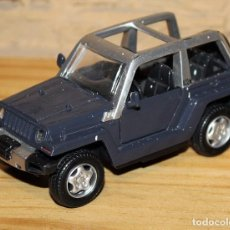 Coches a escala: JEEP ICON - NEWROY - AÑO 2000 - METAL Y PLASTICO - 13CM DE LARGO. Lote 228839225