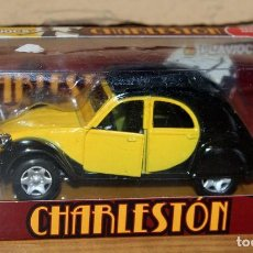 Coches a escala: CITROEN 2CV - CHARLESTON - PLAYJOCS - ESCALA 1/32. Lote 231722915