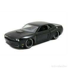 Coches a escala: DODGE CHALLENGER SRT8 DOM FAST & FURIOUS 1:32 COCHE JADA DIECAST #07. Lote 266995355