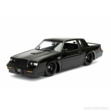 Coches a escala: BUICK GRAND NATIONAL DOM FAST & FURIOUS 1:32 COCHE JADA DIECAST #06. Lote 234817380