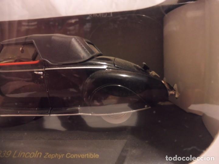 Coches a escala: RBA coche 1:32 con licencia en caja 1939 Lincoln Zephyr Convertible - Foto 3 - 242161460