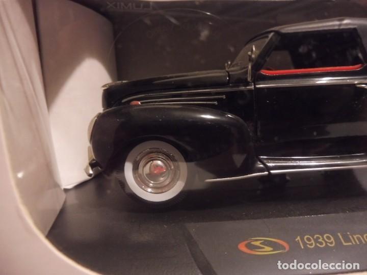 Coches a escala: RBA coche 1:32 con licencia en caja 1939 Lincoln Zephyr Convertible - Foto 4 - 242161460