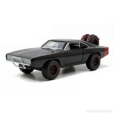 Coches a escala: DODGE CHARGER R/T DOM FAST & FURIOUS 1:32 COCHE JADA DIECAST **. Lote 243969675