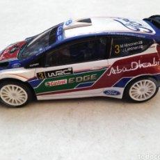 Coches a escala: FORD FIESTA RS WRC 1:32 MOTORAMA. Lote 254815390