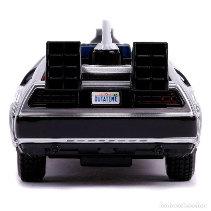 Coches a escala: Réplica coche Delorean 1/32 - Back to the Future - Jada Toys - Foto 2 - 255382510