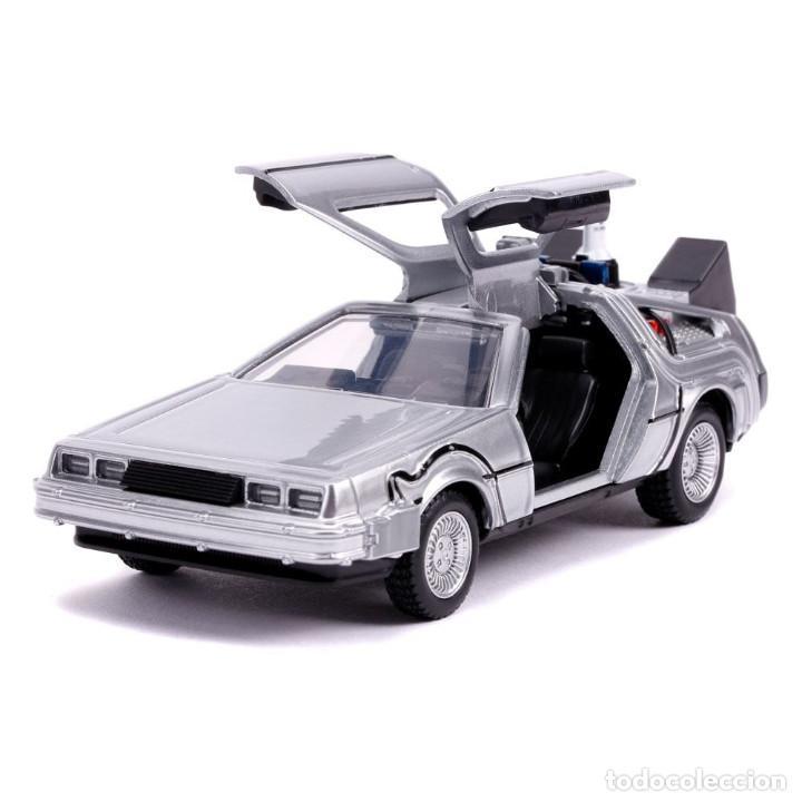 Coches a escala: Réplica coche Delorean 1/32 - Back to the Future - Jada Toys - Foto 3 - 255382510