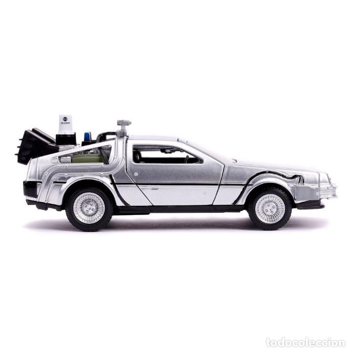 Coches a escala: Réplica coche Delorean 1/32 - Back to the Future - Jada Toys - Foto 4 - 255382510