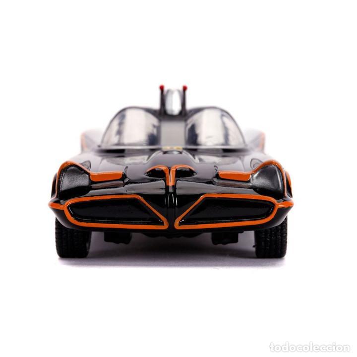 Coches a escala: Réplica coche Classic Batmobile 1/32 - 1966 Batman - Jada Toys - Foto 2 - 255383160