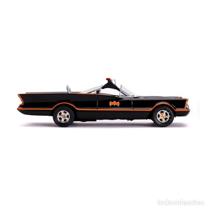 Coches a escala: Réplica coche Classic Batmobile 1/32 - 1966 Batman - Jada Toys - Foto 3 - 255383160
