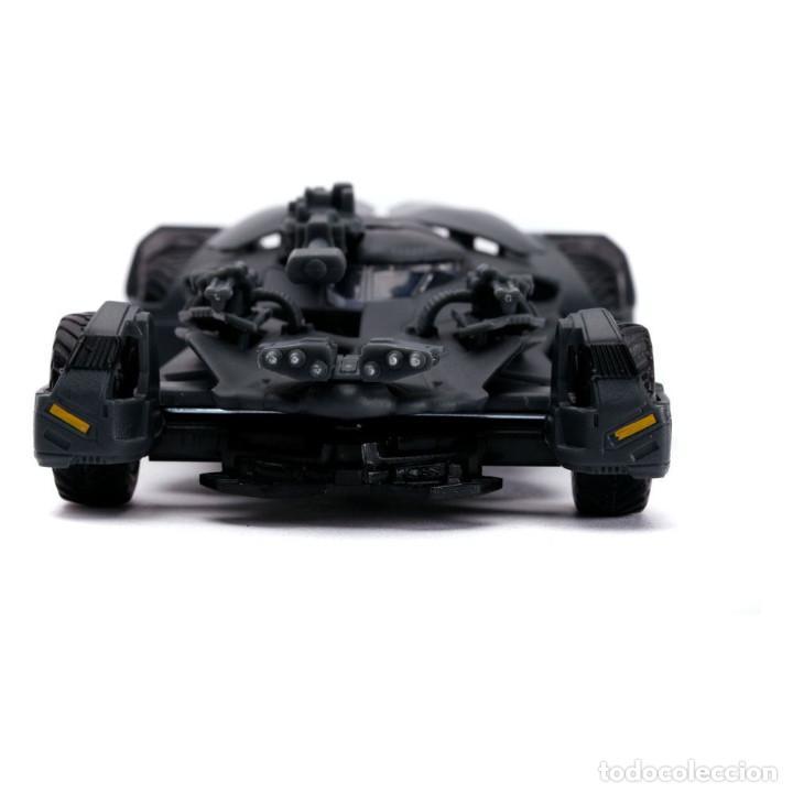Coches a escala: Réplica coche Batmobile 1/32 - Justice League - Jada Toys - Foto 2 - 255385030