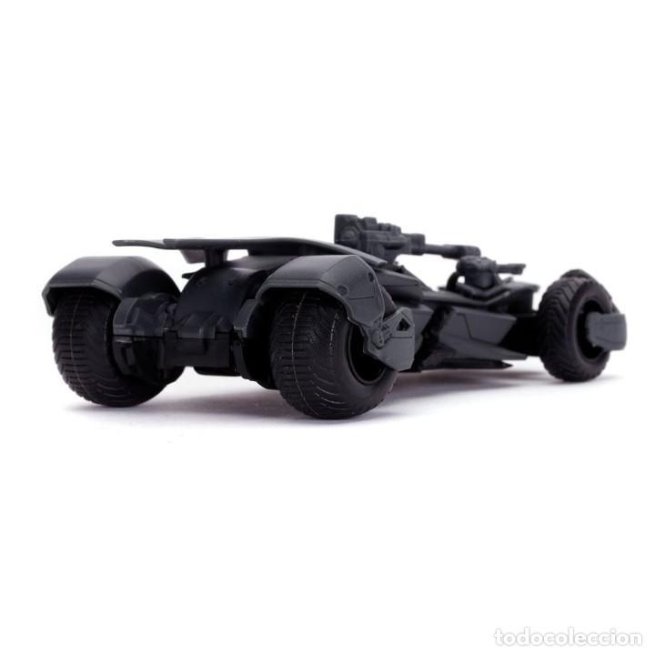 Coches a escala: Réplica coche Batmobile 1/32 - Justice League - Jada Toys - Foto 4 - 255385030