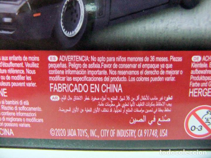 Coches a escala: K.I.T.T. KNIGHT RIDER JADA ESCALA 1:32 KITT EL COCHE FANTÁSTICO PONTIAC FIREBIRD TV DICKIE TOYS - Foto 7 - 261279265