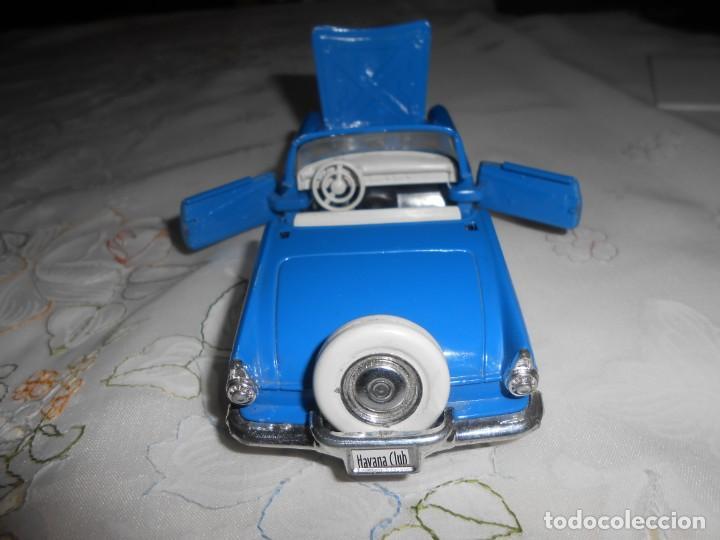 Coches a escala: Coche de metal Ford Thunderbird 1957 en azul de Guisval - Foto 3 - 261854750