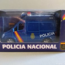 Coches a escala: MERCEDES SPRTINTER POLICÍA NACIONAL. Lote 261897265