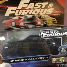 Coches a escala: DOM´S DODGE CHARGER DAYTONA FAST AND FURIOUS. Lote 269327598