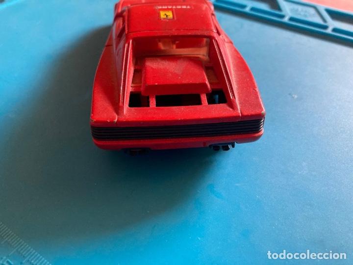 Coches a escala: COCHE FERRARI TESTAROSSA GUISVAL escala 1/32 rojo - Foto 5 - 269967983