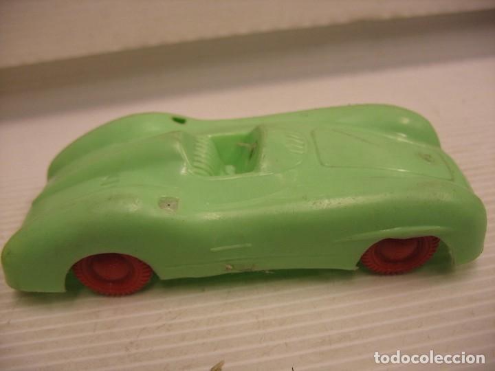 Coches a escala: coche y camion de plastico - Foto 2 - 275284003