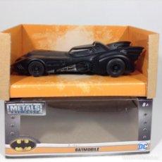 Coches a escala: COCHE BATMAN - BATMOBILE - ESCALA 1/32 *** JADA CAR METAL DIE CAST ***. Lote 279508798