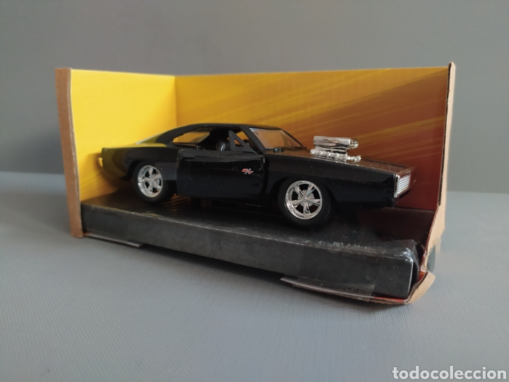 DODGE CHARGER FAST AND THE FURIOUS 1:32 (Juguetes - Coches a Escala 1:32)