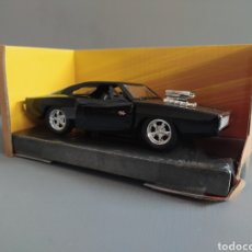 Coches a escala: DODGE CHARGER FAST AND THE FURIOUS 1:32. Lote 285216408