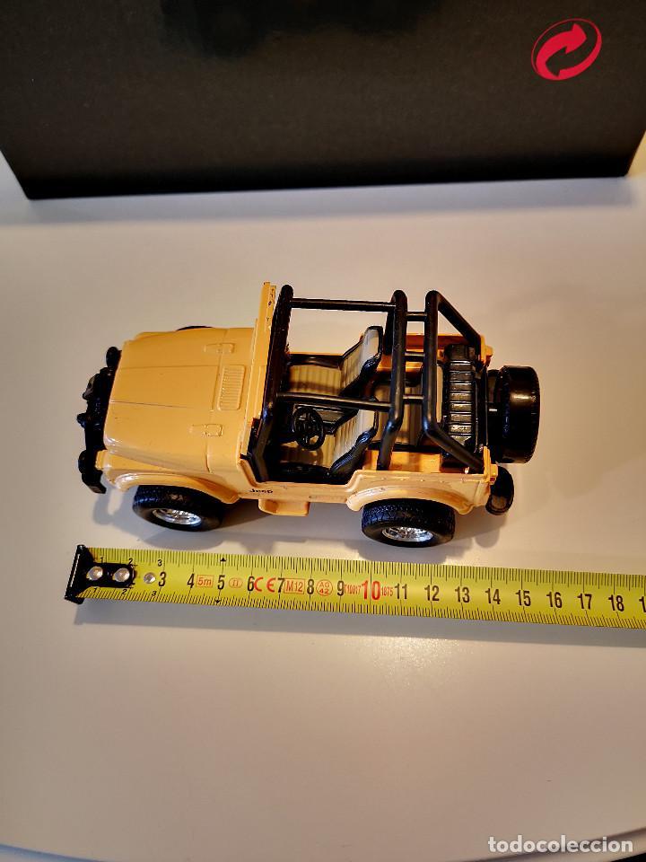 Coches a escala: JEEP CJ-7 NEWRAY 16 CM LOTE COCHE ESCALA 1/32 - Foto 6 - 286598438