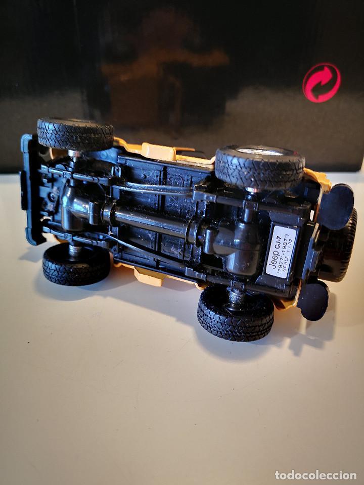 Coches a escala: JEEP CJ-7 NEWRAY 16 CM LOTE COCHE ESCALA 1/32 - Foto 7 - 286598438