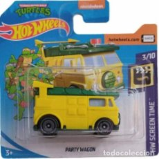 Coches a escala: HOT WHEELS - GHB47 - HW SCREEN TIME 3/10 - 147/250 - PARTY WAGON - HOT WHEELS. Lote 286792823