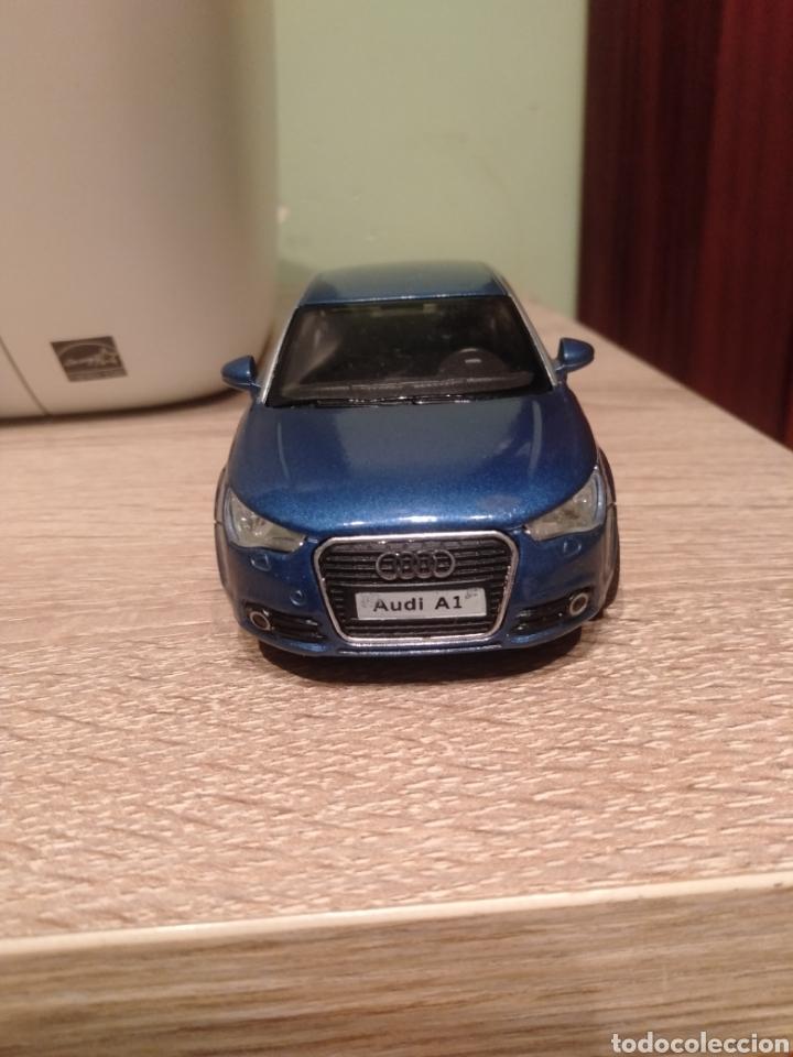 Coches a escala: Audi A 1 escala 1/32. Marca: Kinsmart - Foto 2 - 287033828