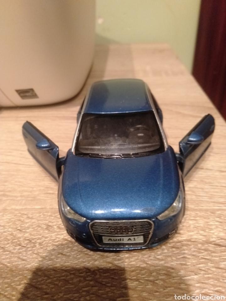 Coches a escala: Audi A 1 escala 1/32. Marca: Kinsmart - Foto 4 - 287033828