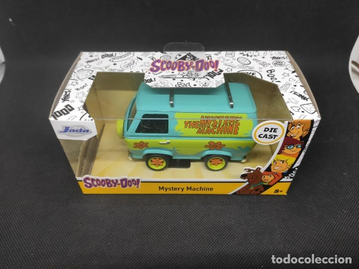 MYSTERY MACHINE *SCOOBY DOO* 1/32 (Juguetes - Coches a Escala 1:32)