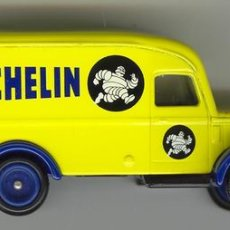 Coches a escala: MICHELIN-BEDFORD 30 CWT VAN-METAL-VELL I BELL. Lote 27452399