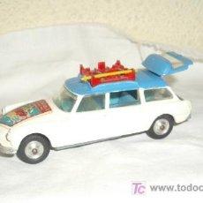 Model Cars - CITROEN SAFARI,OLIMPIADE GRENOBLE AÑO 1968,CORGI TOYS,ESC.1/43 - 19855498