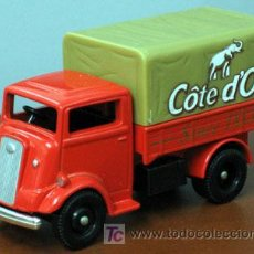 Coches a escala: FURGONETA - CAMION -- FORDSON 7CV TRUCK -- CORGI TOYS / COTE D'OR. Lote 26856041