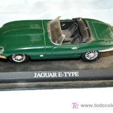 Coches a escala: JAGUAR E-TYPE. Lote 20556568