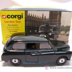 Coches a escala: CORGI TOYS - LONDON TAXI . Lote 10748916