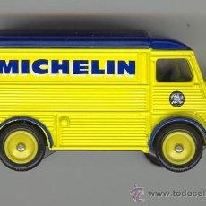Voitures à l'échelle: MICHELIN-CITROEN TYPE H- CORGI-METAL- VELL I BELL. Lote 56416760
