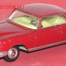 Coches a escala: MERCEDES BENZ 220 SE COUPE DE CORGI. Lote 12270284
