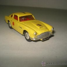 Coches a escala: COCHE CORGI TOYS, ESCALA 1/43, ASTON MARTIN DB 4, Nº 218. MADE IN GREAT BRITAIN.. Lote 27482075