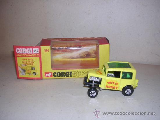 CORGI TOYS - ISON BROS - 164 - CON CAJA (Juguetes - Coches a Escala 1:43 Corgi Toys)